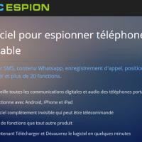 Fonctions essentielles des logiciels traçage ABC Espion