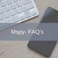 Foire aux questions sur mSpy